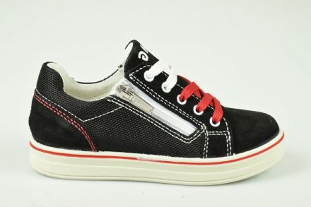 Primigi PAY Converse Style Easy-On Laces Shoes (Black) 33 only!
